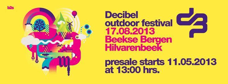 Decibel outdoor festival! De beste!