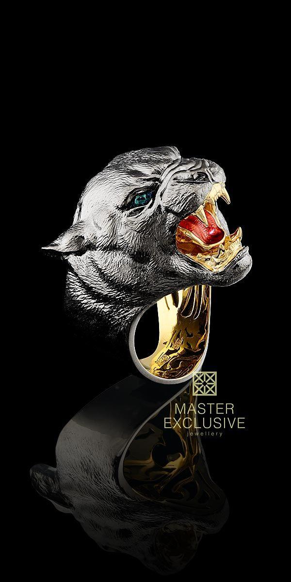 Master Exclusive Jewellery - Коллекция - Animal world collection