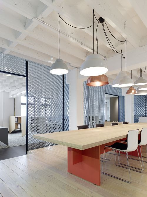 licht und luftdurchl ssigkeit das zeichnet streckmetall aus inspiration pinterest b ro. Black Bedroom Furniture Sets. Home Design Ideas