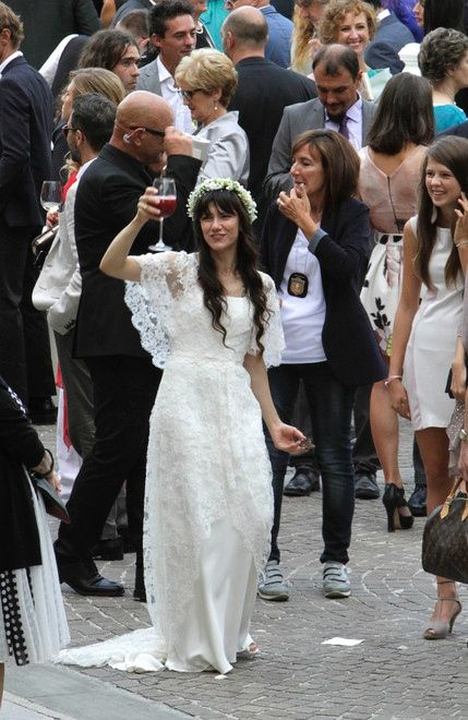 Wedding dress Elisa Toffoli