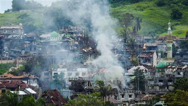 Philippine air raid targeting militants kills 2 soldiers  http://ansarpress.com/english/7516/