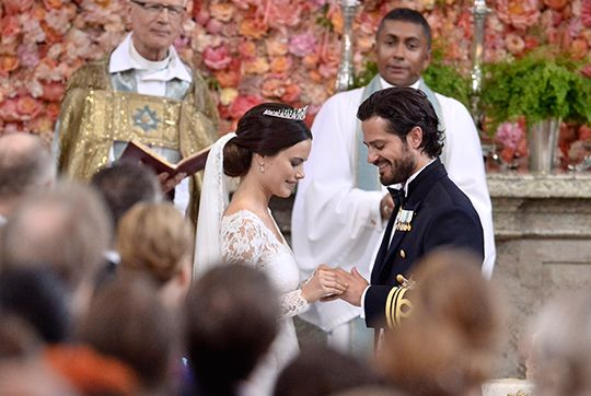 The Royal Digest: Sweden's Prince Carl Philip Marries Sofia Hellqvis...