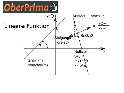 Lineare Funktionen Sammelbeitrag