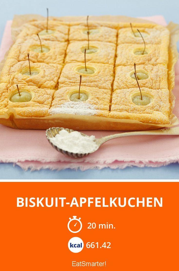 Apfelkuchen hefe kalorien
