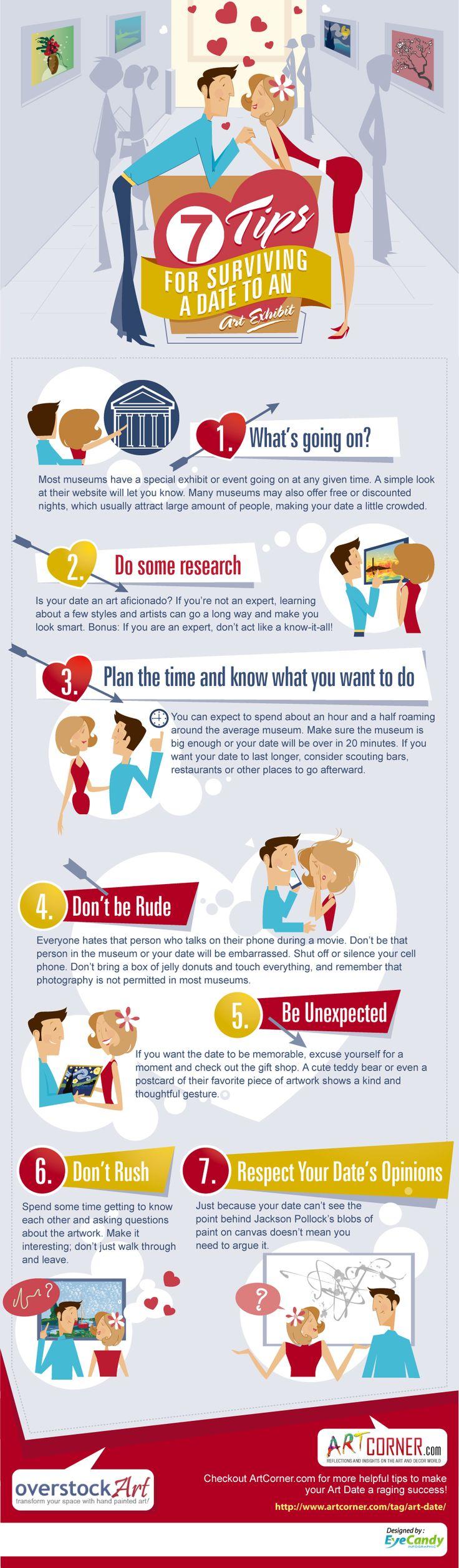 Rendez-vous amoureux:7 bon conseils