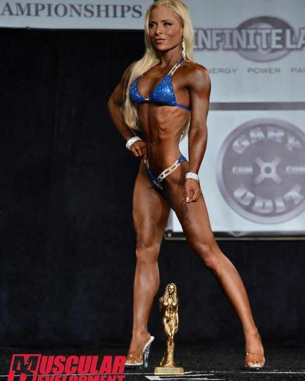 Every champion was once a contender who refused to give up.  Believe it.  #npc #ifbb #npcbikini #bodybuilding #ifbbbikini #contestprep #bikinifitness #shredded #northamericans #physique #fitnessmodel #fitness #fitgirls #blonde #instafit #eattogrow #wellness #getmoving #tampa #bikinicompetitor #girlswithmuscle #girlswithabs #glutes #squatspo #gains by arlenemfit