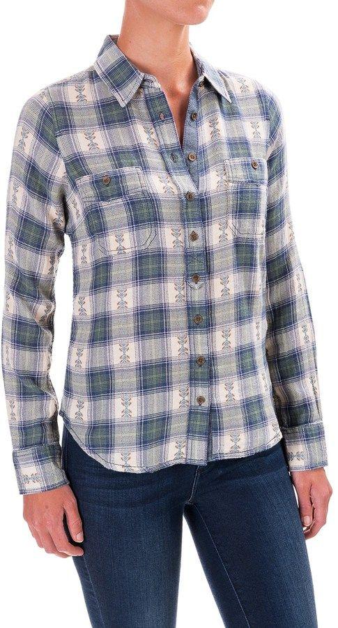 Aventura Clothing Joey Flannel Shirt - Organic Cotton, Long Sleeve (For Women)