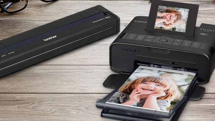 I have listed 6 Best Portable Photo Printers 2018. It includes portable printers from brands like HP, Kodak, Canon, Epson, Polaroid, Fujifilm. #PhotoPrinter