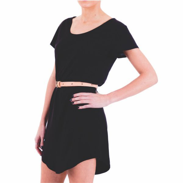 Ivy Black Dress with Ilundi Oyster waist belt  http://garmint.co.za/product/ivy-black-dress/  R290 @ www.garmint.co.za