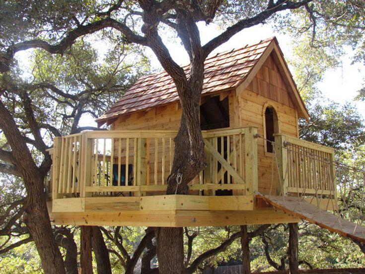 Casa sugli alberi per bambini n.06