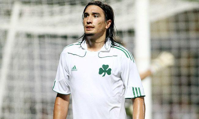 Sebastian Leto-Panathinaikos F.C 8