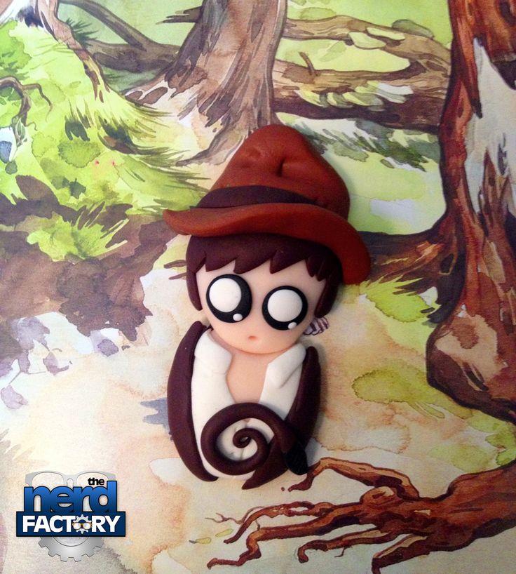 Indiana Jones fimo Handmade!