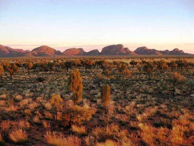 The wide open Outback in Australia.  Photo courtesy of Dr. Steve Vilter.