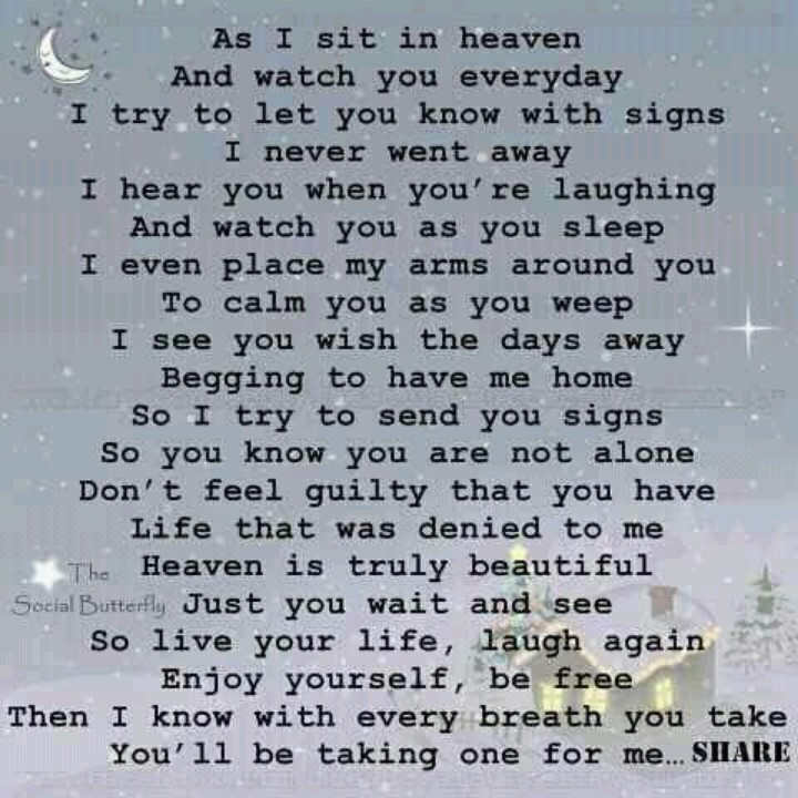 Missing Your Dad In Heaven Quotes: Sayings And Quotes