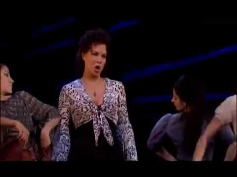 Elina Garanca sings  Les tringles des sistres tintaient from Bizet's ope...