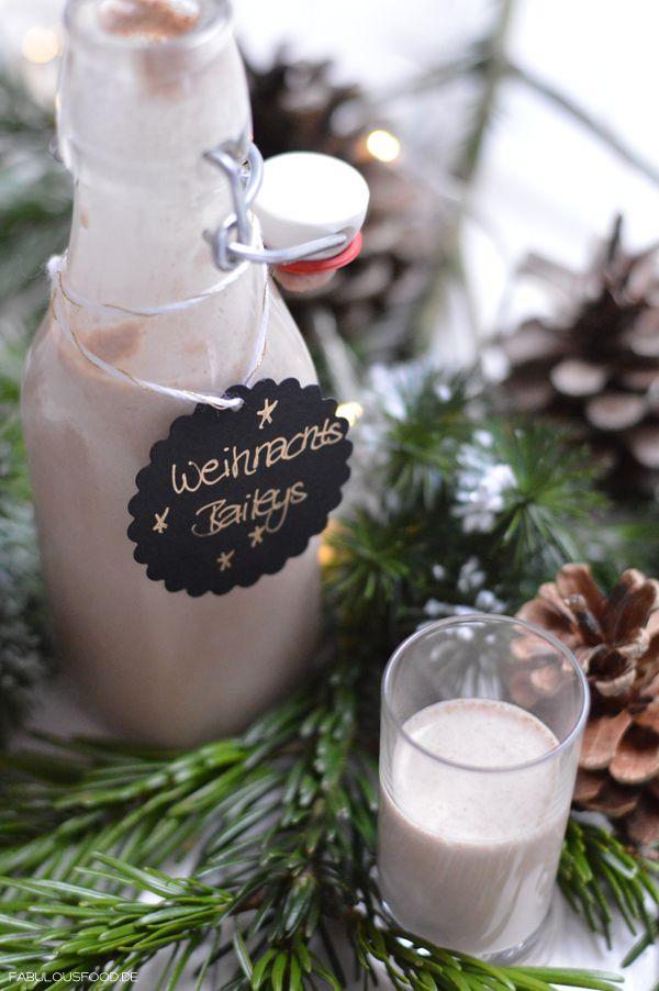♥ Frohe Weihnachten {Last Minute Weihnachtsgeschenk – Christmas Baleys} | fabelhaft … – Weihnachten: Desserts
