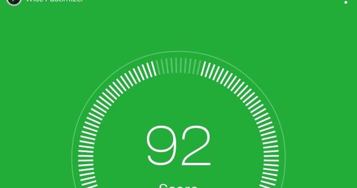 Δωρεάν εφαρμογή που σας επιτρέπει να ελευθερώσετε περισσότερο χώρο αποθήκευσης και επιτάχυνσης της Android συσκευή σας με τον καθαρισμό της από άχρηστα αρχεία και τερματισμό των περιττών διεργασιών. Μπορείτε να καθαρίσετε και να βελτιστοποιήσετε τη συσκευή σας με λίγα κλικ. Είναι μια τέλεια δωρεάν λύση για Android συσκευές που κολλάνε είναι ασταθείς τρέχουν αργά ή χάνουν μεγάλο χώρο αποθήκευσης την πάροδο του χρόνου. Το Wise Fastimizer σας βοηθά να ανακτήσετε το χώρο αποθήκευσης διαγράφοντας…
