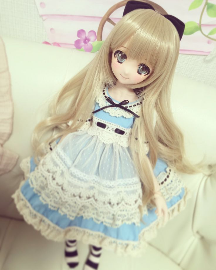 Bella anime doll