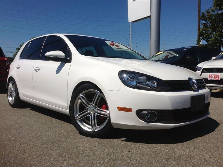 Introducing #Brampton #Mitsubishi 's #sporty #Volkswagen #Golf #TDI! This car is #beautiful with signature red brake pads! #Save #thousands on #gas with #Volkswagen #masterpiece 2.0L #Turbo 4 cylinder #DIESEL engine! Fully loaded with #leather, #sunroof, #alloy #wheels, power windows, power door locks, power mirrors, #keyless entry, air conditioning and so much more!