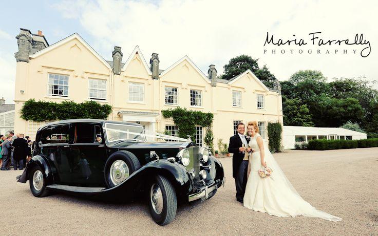 Wedding at Felin Newydd House www.countrypad.co.uk