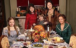 An Old Fashioned Thanksgiving  - Hallmark original Thanksgiving movie 2008