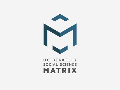 UC Berkeley Social Science Matrix Logo