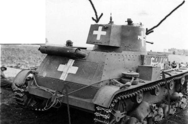 Light tanks 7TP page 20