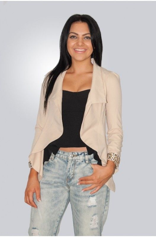 """Show em Style"" Jacket- Shop Only at- A$20.00."