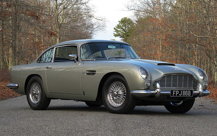 Aston Martin DB5 (1963-1965)