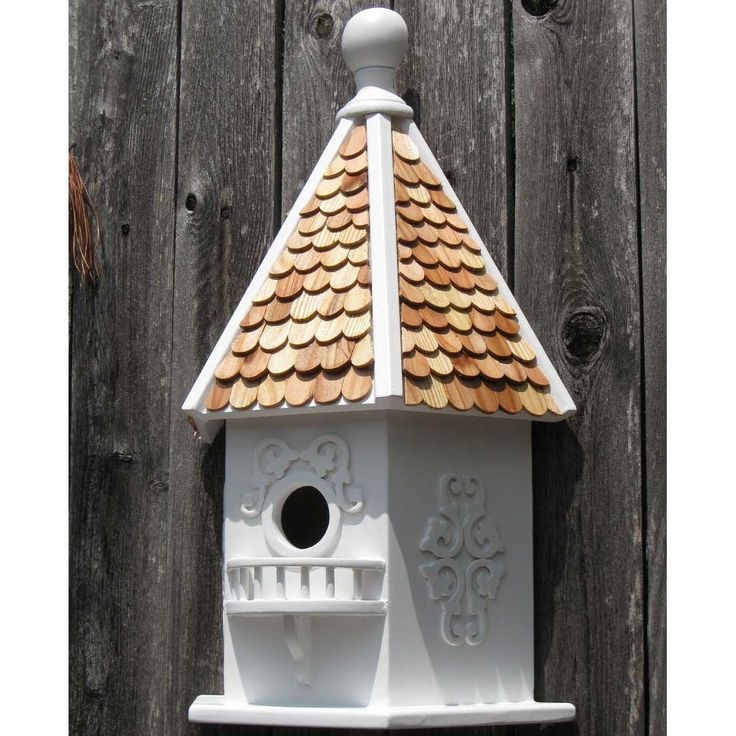 Victorian Bird Houses for $4495 with Free Shipping! Beautiful