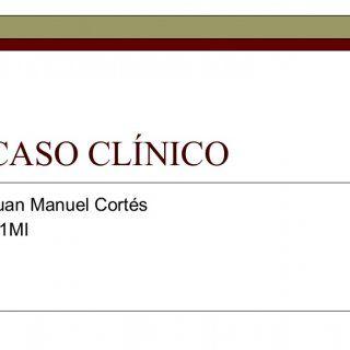 CASO CLÍNICO Juan Manuel Cortés R1MI   FI Género masculino.  37 años de edad.  Divorciado.  Católico.  Originario y residente de Monterrey, Nuevo León.  V. http://slidehot.com/resources/caso-revision-pancreatitis-lipemica.36520/