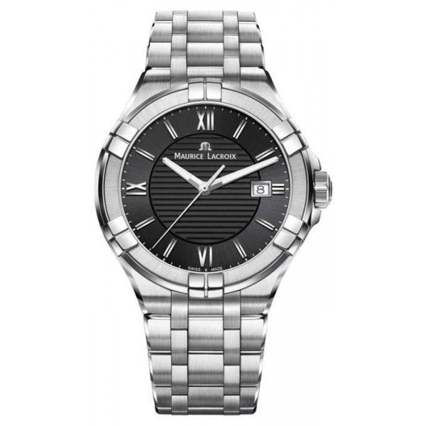 check us out  #mauricelacroixwatches #swissmade #luxury #luxurywatches #20%OFF #ai1008-ss002-330-1 .Look at https://feeldiamonds.com/swiss-luxury-watches-for-men-women/maurice-lacroix-swiss-watches-offers-online/maurice-lacroix-ai1008-ss002-330-1-stainless-steel-strap-watch