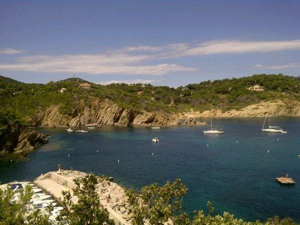Cap Benat, France...Heaven.