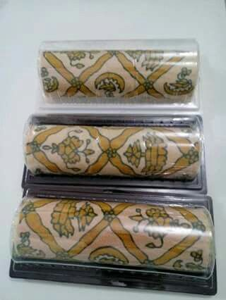 Batik Roll Cake // Sidomukti
