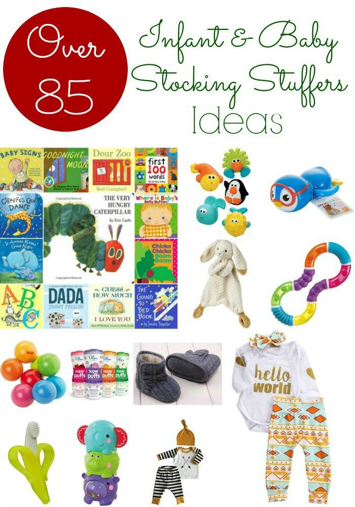 Baby Stocking Stuffers: Over 85 Stocking Stuffer Ideas