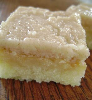 Jo and Sue: Toffee Bars with Browned Butter Frosting