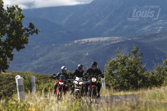 Wie wär's mit einer Tour zu dritt? #Motorrad #Motorcycle #Motorbike #louis #detlevlouis #louismotorrad #detlev #louis