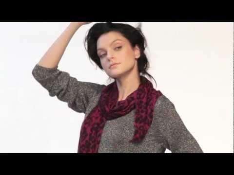 Look woman Calliope FW12/13 video #2    http://www.facebook.com/officialjessicastam