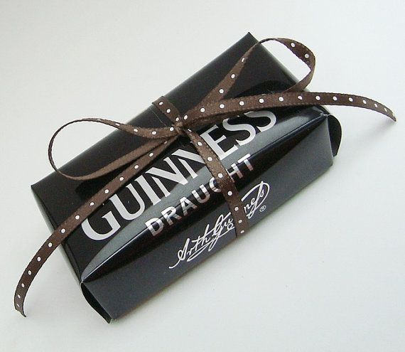 Guinness Draught Beer Can Gift Box Recycled Eco Friendly Repurposed Recycled on Etsy, $11.17 AUD