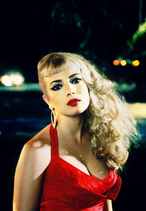 Traci Lords in Cry-Baby (1990) she maybe and ex porn star but you gotta admit she is pretty!