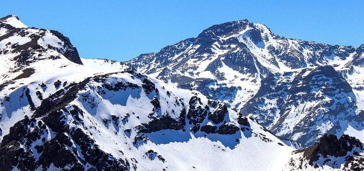 Una Montaña Nevada: Más De 25 Ideas Increíbles Sobre Montañas Nevadas En