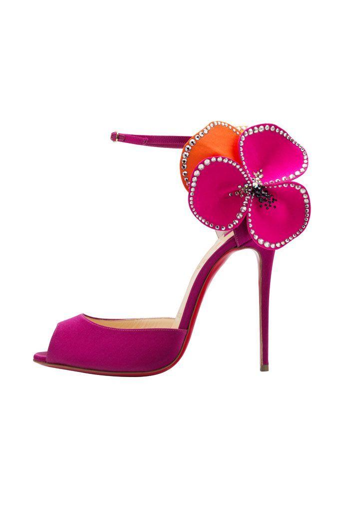 CHISTRIAN LOUBOUTIN fall 2014 - Sandals - Shoes / Sandalias - Zapatos