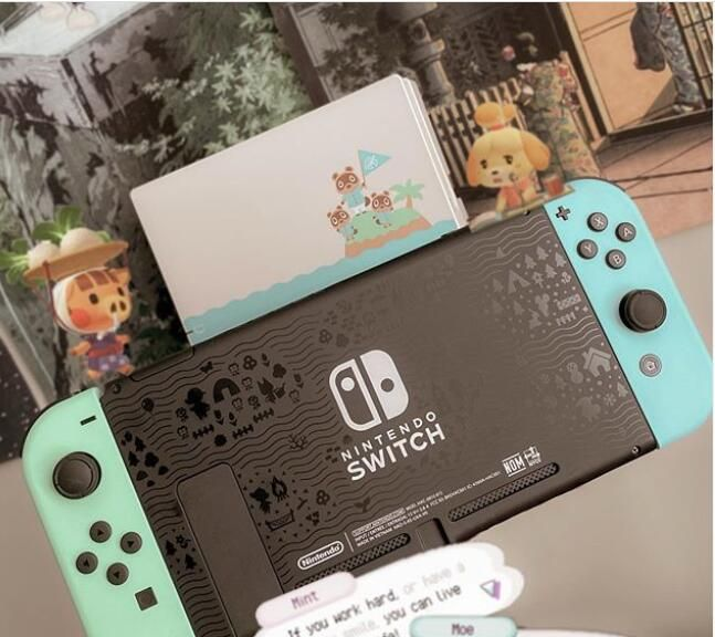 The Animal Crossing Nintendo Switch It S An Absolutely Gorgeous