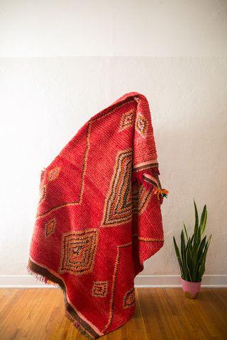 vintage berber carpet // #COCOCARPETS