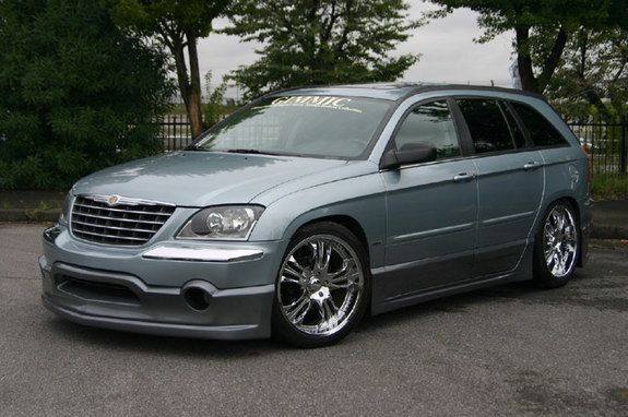emagination 2006 Chrysler Pacifica 11489708