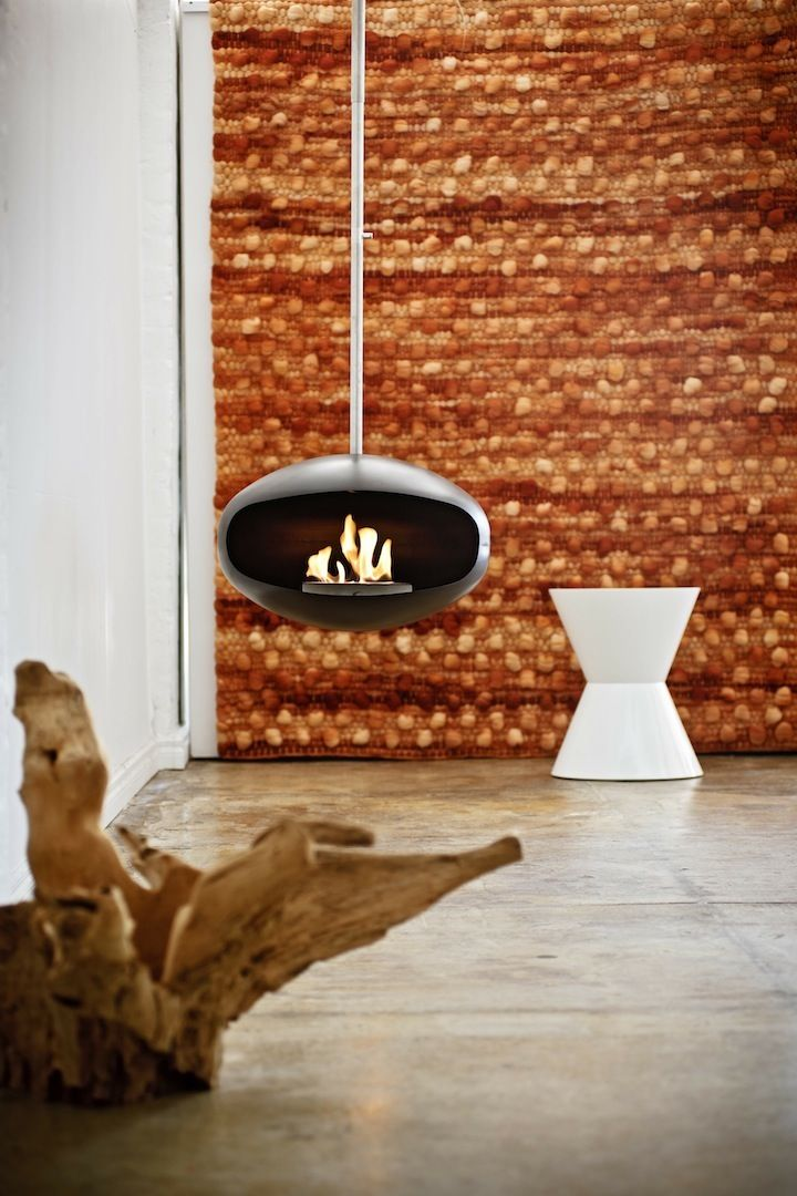 Design by Federico Otero by Cocoon Fires