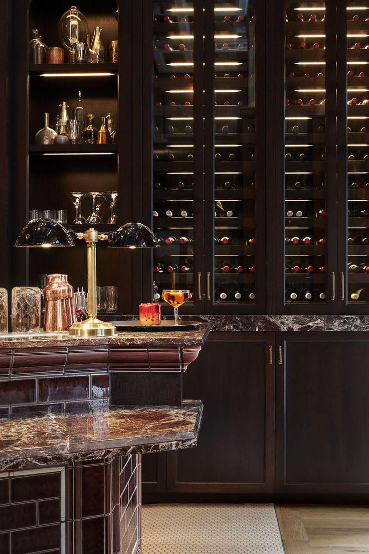 99 best Bar/ Club - Design images on Pinterest | Cafe bar, Cafe ...
