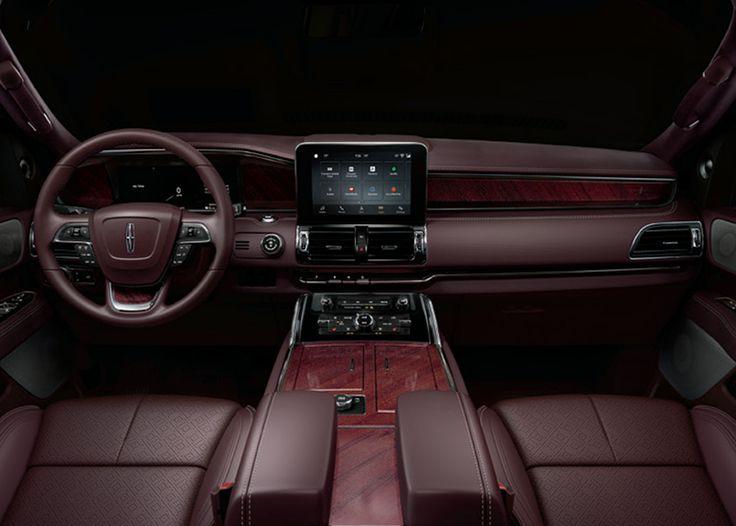 2018 Lincoln Navigator Black Label - Destination interior