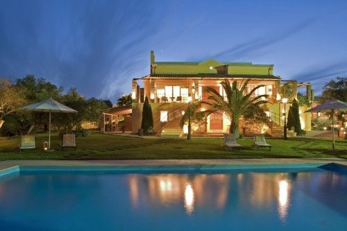 Six bedroom villa Classic with private pool in Corfu