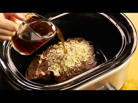 Melt In Mouth Slow Cooker Beef Pot Roast | The WHOot